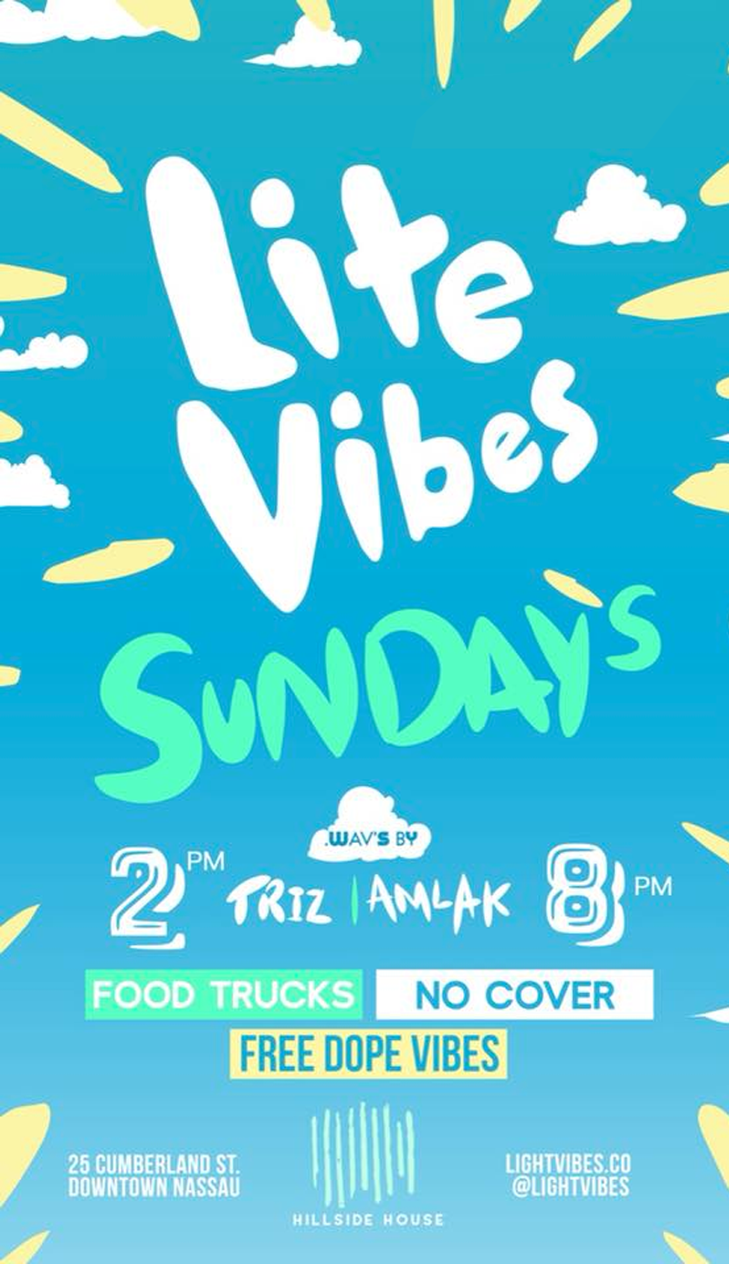 Lite Vibes | Open Air Day Party Hosted by TRIZ